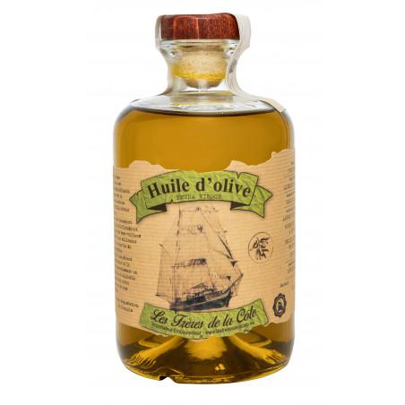 "Huile d'olive ""Alfandagh"" extra vierge Bio"