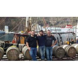 Rhum Frères de la côte - ISLA BONITA BATCH 3