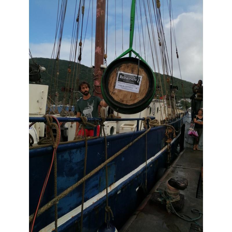 Rhum Frères de la côte - Agricole Dynamique ex Porto - Guadeloupe - Reimonenq