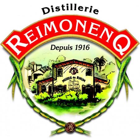 Rhum Frères de la côte - Brut double Colonne - Guadeloupe - Reimonenq