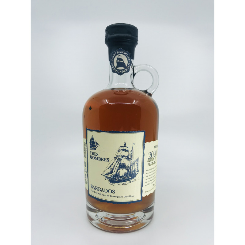 Rhum Tres Hombres - Old...